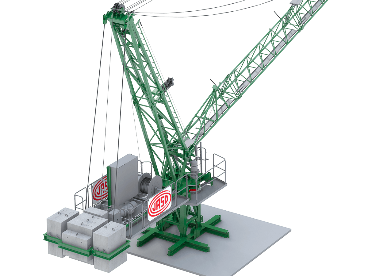 Recovery Cranes
