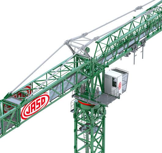 J700 Tower Crane - JASO