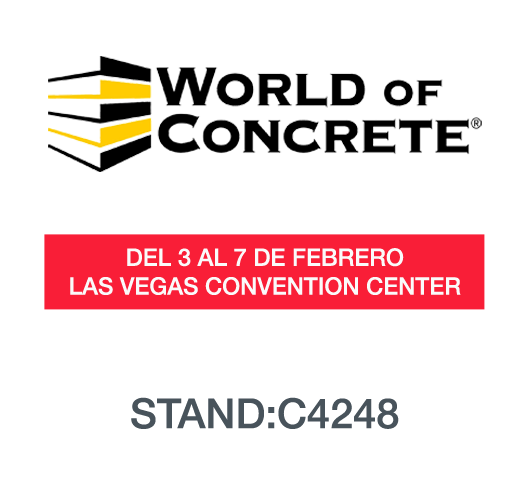 JASO en la World of Concrete