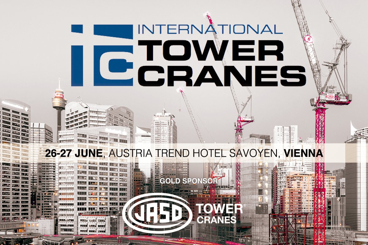 ITC tower crane conference